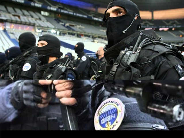 National Gendarmerie Intervention Group, France - The 8 most elite