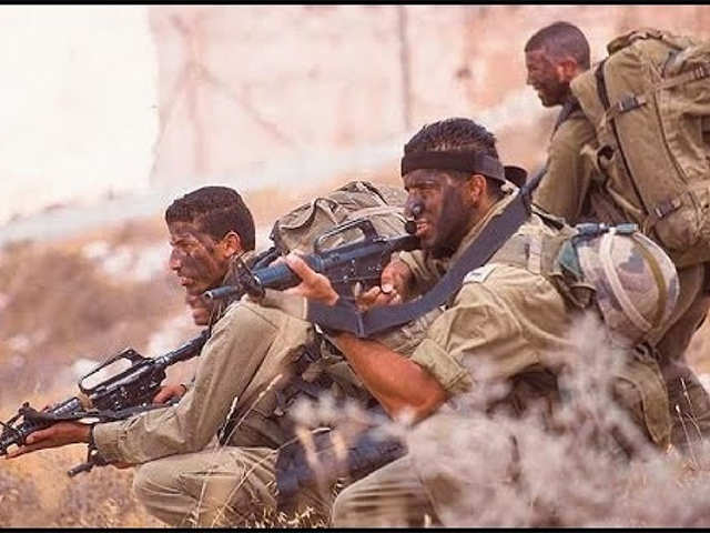 The 8 most elite special forces in the world - Sayeret