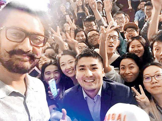 Bollywood China