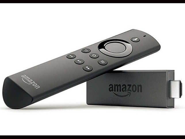 1f7009089741 video streaming: Amazon launches Fire TV Stick in India at Rs 3,999 ...