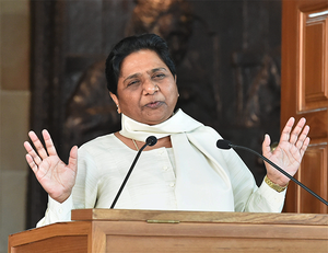 """""""There is a need to work with renewed vigour and missionary zeal through a new strategy to deal with new challenges before the BSP movement,""""  Mayawati said."""