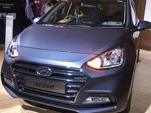 The all new XCent will take on the likes of best-seller Maruti Suzuki DZire, Honda Amaze, Volkswagen Ameo.