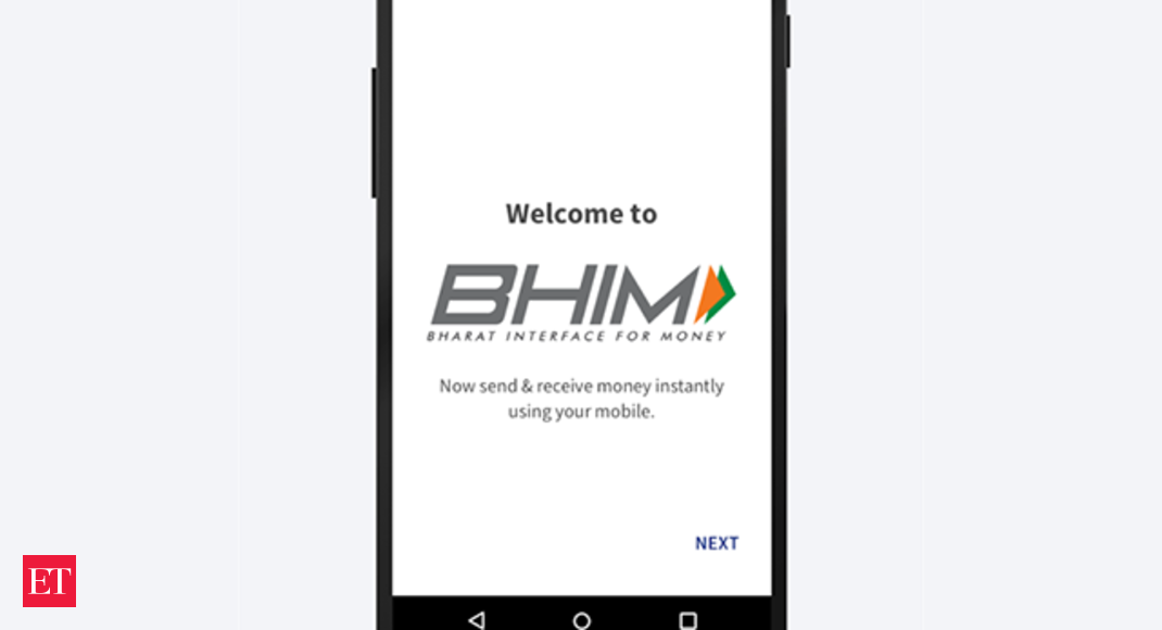 bhim  bhim app reaches near 20 million download mark