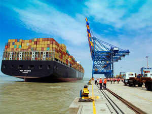 Private port-owners are increasingly investing in infrastructural facilities around their port sites. Last month, JSW Infrastructure, part of the JSW Group.  In Pic: Mundra Port