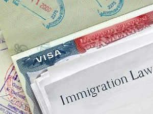 """It is not an immigration matter as we have said earlier, it is basically a trade and services issue,"" External Affairs Ministry spokesperson Gopal Baglay said."
