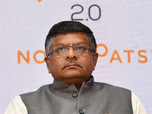 """Can, in a secular country like India, a big chunk of women be forced to live in a state of vulnerability,"" Ravi Shankar Prasad asked."