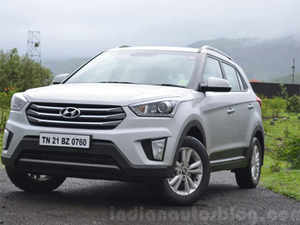 Creta SUV alone sold over 80,000 units last year and contributed close to Rs 10,000 crore, or $1.5 billion, of the total turnover of $5 billion.