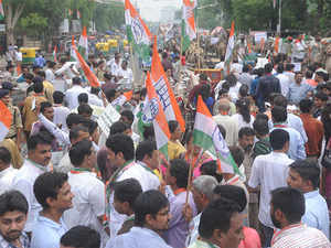 Out of 57 MLAs, that the Congress has, as many as 20 are also reportedly being wooed by the BJP and are likely to switch sides.