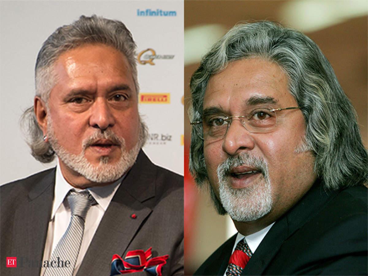 Kingfisher Heres A Look At Vijay Mallyas Hairstyle Transformation