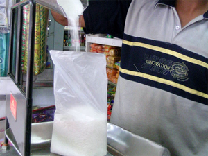 The central government has allowed import of raw sugar till June 30 to make up for the fall in sugar production in Maharashtra and Karnataka.