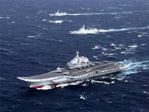 China has also strengthened the battle capabilities of its first and lone aircraft carrier, the Liaoning, as reported by the People's Liberation Army (PLA) Daily.