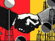 In the merged entity, Vodafone will hold 50 per cent stake, while Aditya Birla Group hold 21 per cent.