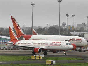 As per AI's training manual, approved by the DGCA, the final release check of a first officer (co-pilot) can be conducted only by a Type Rated Instructor(TRI).