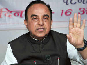 """""""Pakistan should be taught a lesson by recognising Balochistan if it executes Jadhav. Not only that, Pakistan should be divided into Balochistan, Pakhtunistan and Sindh to teach it a lesson for encouraging cross-border terrorism,"""" Swamy said."""