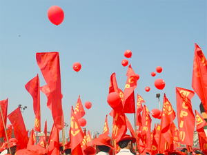 Seven municipalities like Kalimpong, Kurseong, Darjeeling, Mirik, Raigunj, Domkal and Pujali will go for polls on May 14 and the CPIM is ready to fight the elections jointly with the Congress.