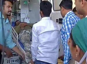 24 CRPF men killed in encounter with Maoists in Chhattisgarh