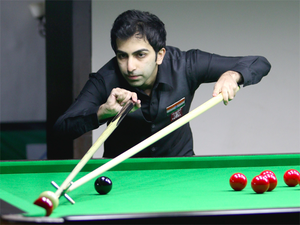 Advani, 31, has the highest number of world championship gold medals won by any Indian athlete ever. He is the only player in the world to win world titles in all formats of both, billiards and snooker.