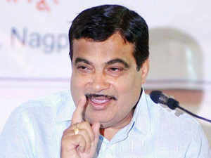 """105 projects will be monetised (for about) Rs 145,000 crore,"" Gadkari said."