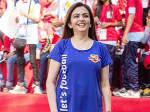 Ambani has replaced International Paralympic Committee President Philip Craven, who was a member of the commission till last year.