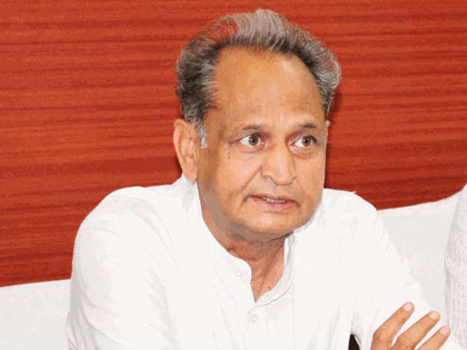 Congress And Clean Air >> Assembly election: Ashok Gehlot made Gujarat general secretary to buy peace in Rajasthan ...