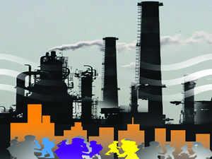 Air pollution-TOI