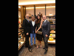 Coach makes a star-studded debut in Delhi
