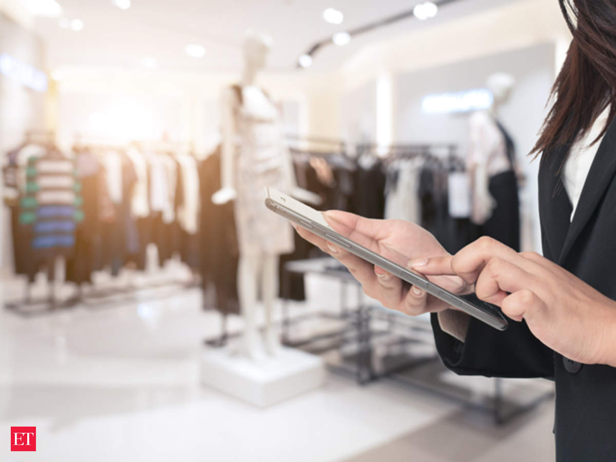 1c67c6150e7c retail store: Farfetch's retail store of the future looks like the Internet  - The Economic Times