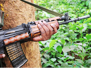 The move comes following the killing of 25 CRPF personnel in a dense forest in Sukma district in Chhattisgarh by Naxals on Monday.
