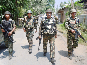 The army commander said the infiltration from PoK across the LoC has been low this year compared to the last year.