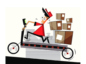 The two logistics majors are in separate discussions with Jasper Infotech to acquire outrightly or pick up a majority stake in the ecommerce company's in-house logistics arm.
