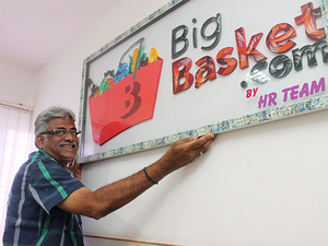 BigBasket cofounder Abhinay Choudhari said, while B2B constitutes 17-18% of the company's total business, it is expected to grow to 25% in the next two to three years.