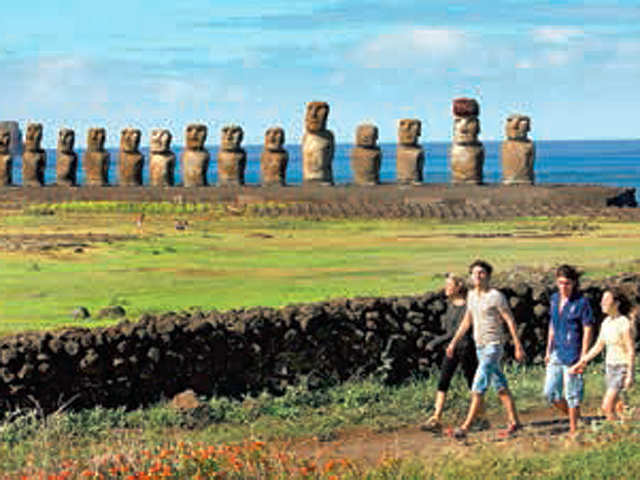 Return with a fascinating tale as souvenir! Easter Island in Chile continues to fascinate travellers