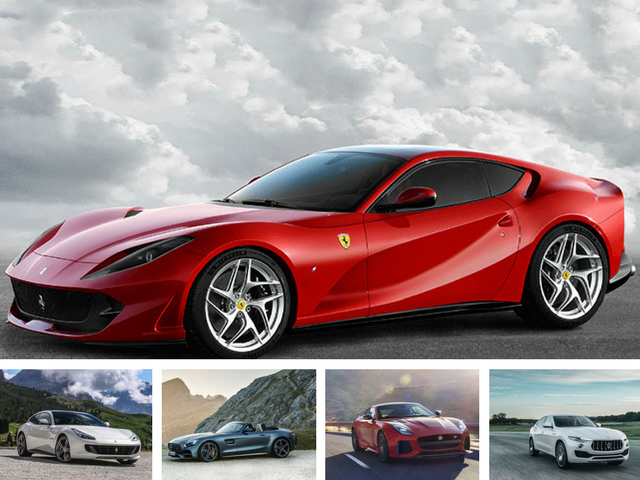 Hottest Sports Cars That Are Coming To India This Year Feast - Sports cars in india