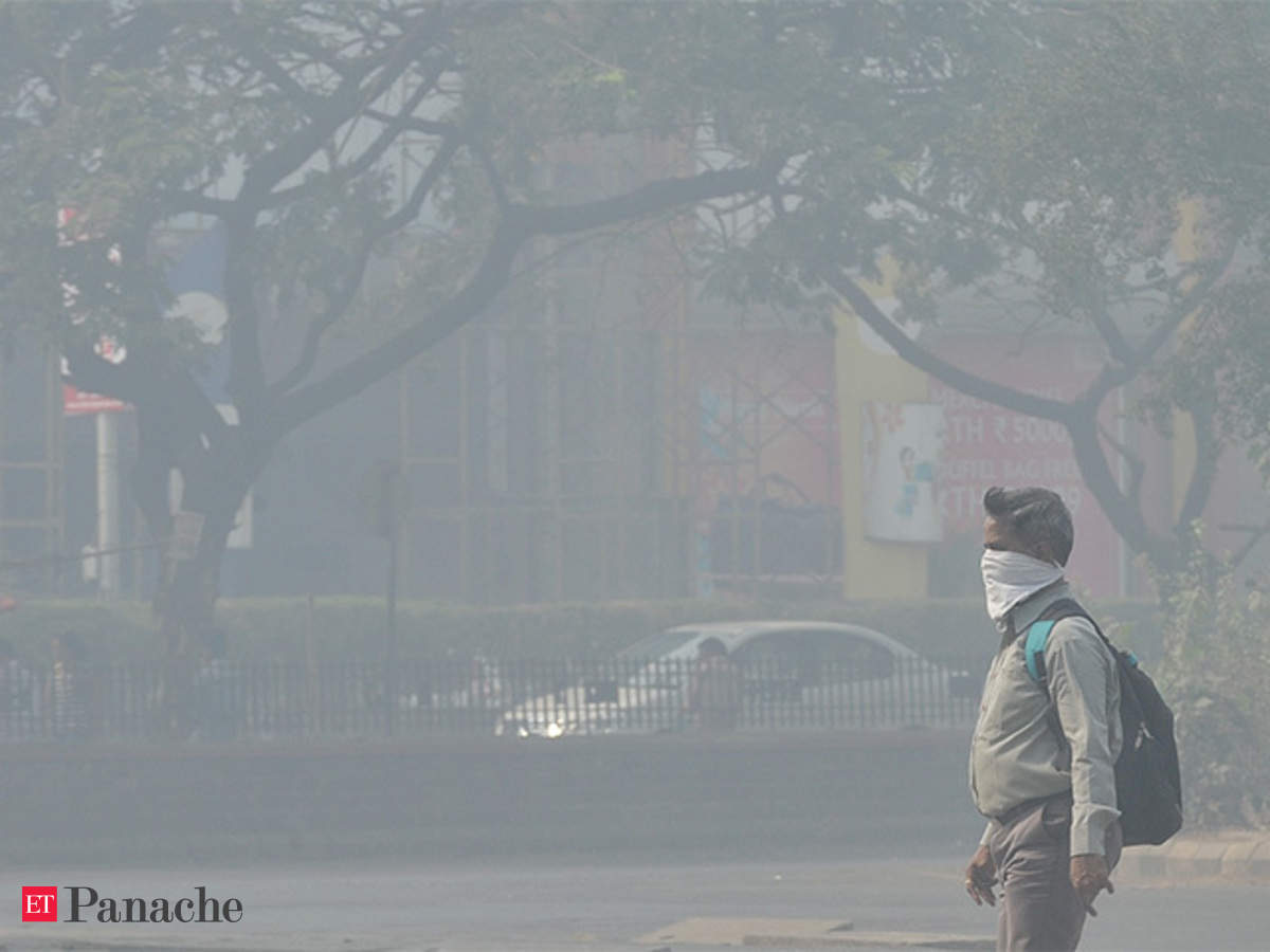 Do You Live In An Area With High Air Pollution Are More Brush Real Techniques Ori Usa Import Susceptible To A Heart Attack The Economic Times