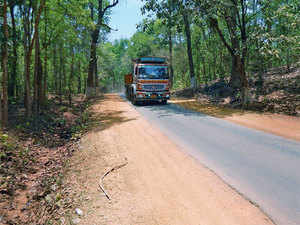 About 232 km of roads are being constructed to connect with the interior areas. Funds worth Rs 279 crore are ready.