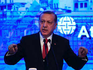 The Turkish leader said that it is in the interest of India and Pakistan that they should resolve this issue and not leave it for the future generations who will have to suffer.