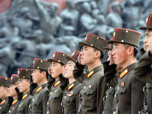 South Korea first raised the issue of Indian Army training of North Korean officers in 2015-16.