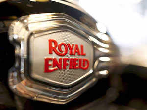 Royal Enfield had sold 48,197 units in April 2016.