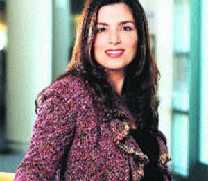 Marie Hattar, vice-president, Borderless Networks Marketing, Cisco