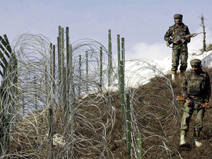 Two troopers--one of the army and another of BSF-- were targeted by the BAT.