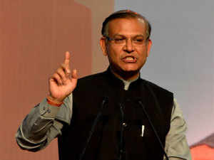 Union minister of state for civil aviation minister Jayant Sinha has called Indian carriers to give their views on this issue on Thursday .