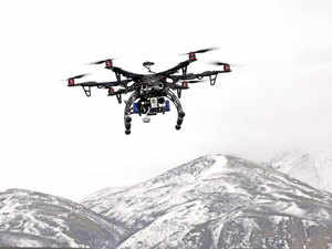 PM asked officals to monitor infra projects using drones to ensure the completion of work within the deadlines.