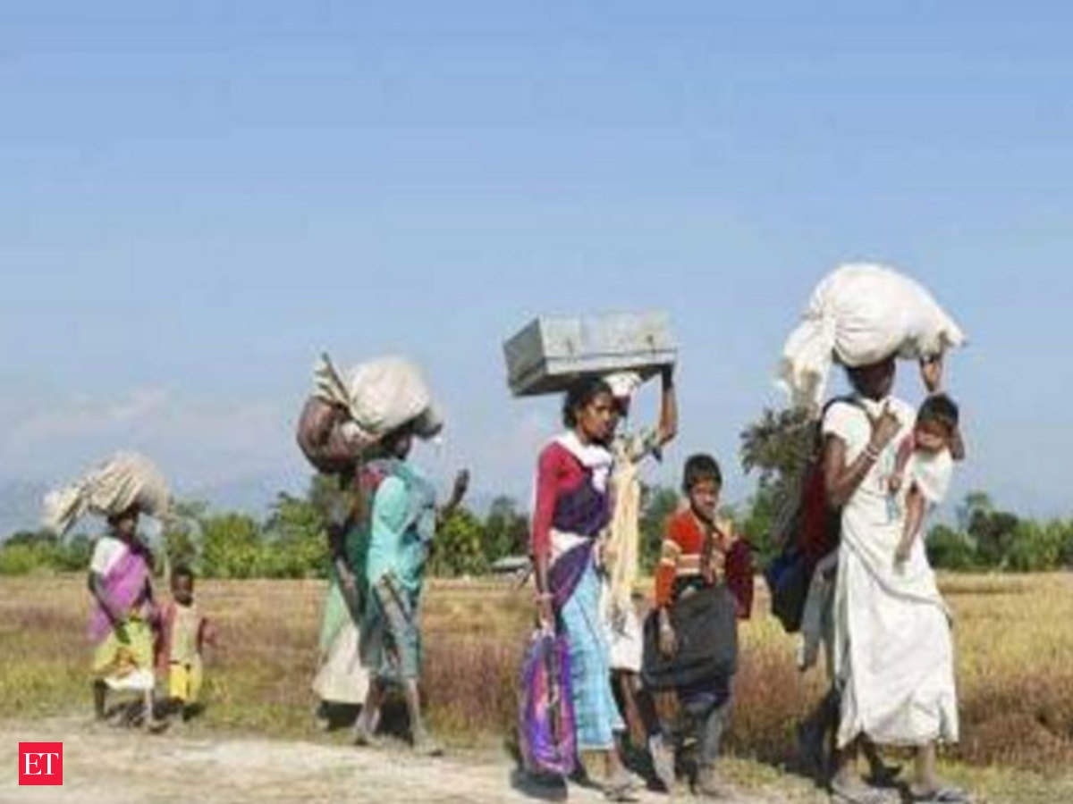 Assam: 90% of Assam natives don't have land-ownership papers