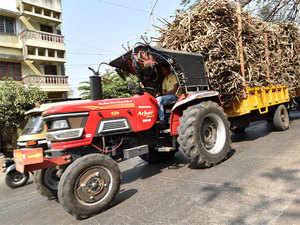 Mahindra Tractors: Tractors sells 25,081 units in India
