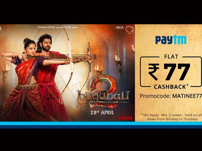 The multi-lingual film that stars Prabhas and Rana Daggubati, earned a whopping Rs 506 crore worldwide.