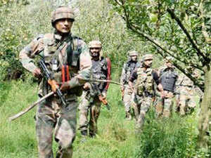 When the surgical strike was carried out by the Indian Army across the LoC last year, there were around 35 training camps of the militant groups and many of them were dismantled.  Representative Image