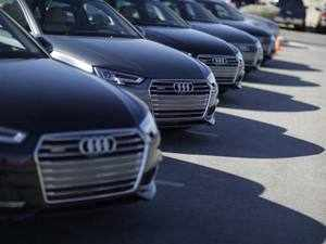 Luxury Car Market Audi Loses Number Spot To BMW In India The - Audi car number