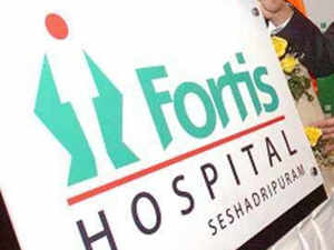 IHH Healthcare, Asia's largest healthcare group, is the other serious contender in the fray. Fortis is India's second-largest hospital chain by market value.