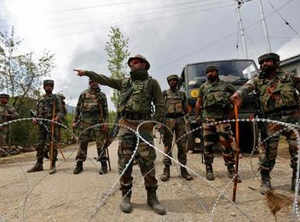 Massive anti-terror operation launched in J&K's Shopian