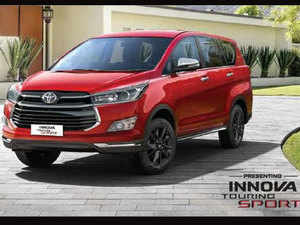 Toyota Launches Innova Touring Sport Priced Up To Rs 22 15 Lakh